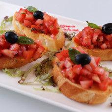 ASSORTED BRUSCHETTA
