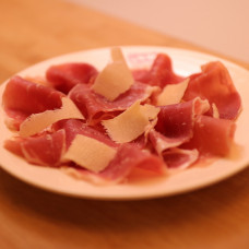PARMA-HAM WITH DOP PARMESAN CHEESE