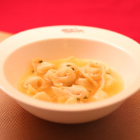 FOUR CHEESE TORTELLINI AL BRODO
